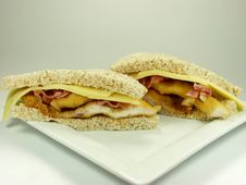 Free Sandwich Stock Image - 1402711