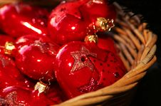 Free Red Christmas Stock Photos - 1403353