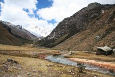 Free Mountain River In Cordilleras Stock Photography - 1404052