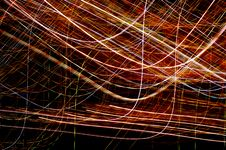 Free Abstract Lights Swirlirling Royalty Free Stock Photography - 1404397