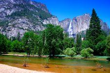Free Yosemite National Park, USA Royalty Free Stock Photography - 1405197