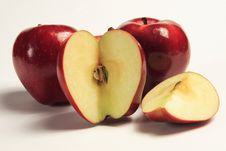 Free Apples Royalty Free Stock Images - 1405269
