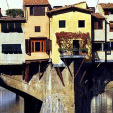 Free Florence - Ponte Vecchio Stock Images - 1405684