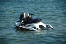 Free Jet-ski Royalty Free Stock Photos - 1406868