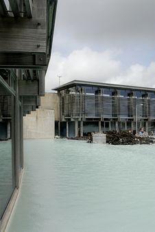 Free Blue Lagoon Stock Image - 1407641
