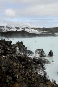 Free Blue Lagoon Stock Photos - 1408743