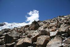 Free Stones In Mountain Stock Photo - 1409150
