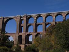 Free Railway Bridge Stock Image - 1409631