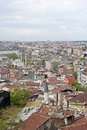 Free Cityscape View Over A Residential Area Stock Image - 14006111