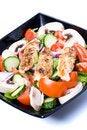 Free Chicken Salad Royalty Free Stock Photos - 14009338