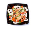 Free Chicken Salad Royalty Free Stock Photography - 14009367