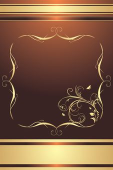 Free Decorative Frame For Design Stock Images - 14000264