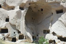 Free Landscape Of Cappadocia Stock Photos - 14000323