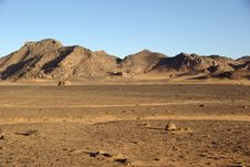 Free Desert In Libya Royalty Free Stock Photos - 14000808
