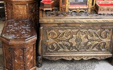 Free Anatolian Trunk In The Bazaar Stock Photo - 14000920