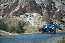 Free Lanscape Of Cappadocia, Turkey Stock Photo - 14001400