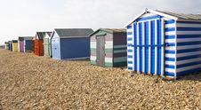 Free Multicoloured Homes Stock Images - 14002434