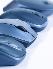 Free Computer Mouse Stock Image - 14003231