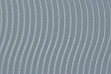 Wave Form Metal Royalty Free Stock Photography