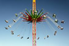 Free Carousel Royalty Free Stock Photo - 14004545