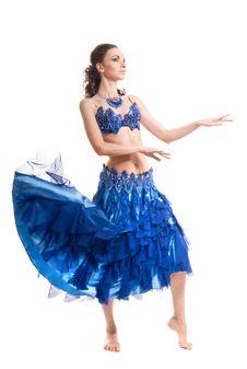 Free Woman Dancing Stock Photography - 14004772