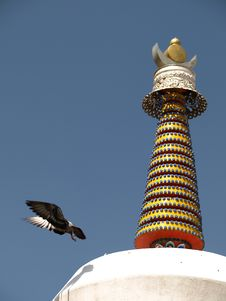Free The Top Of The Tower Royalty Free Stock Images - 14004849