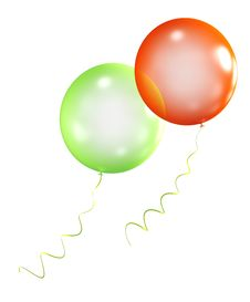 Free Balloons Royalty Free Stock Photo - 14005615