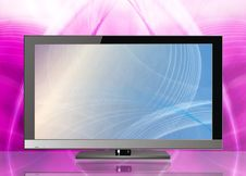 Free Flat Tv Royalty Free Stock Images - 14005699