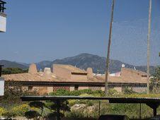 Free Mallorcan Sunny Summer House Stock Photos - 14005823