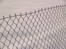 Free Wire Fence Stock Photography - 14005962