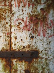 Free Rusty Texture Stock Image - 14006011