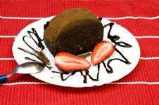 Free Choco And Strawberries Stock Image - 14006751