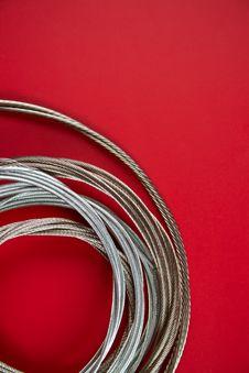 Free Steel Rope Stock Image - 14006851