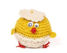 Free Knitted Toy Royalty Free Stock Photos - 14007858