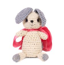 Free Knitted Toy Royalty Free Stock Image - 14007866