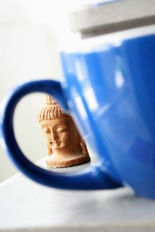 Free Zen Cup Stock Photography - 14008132