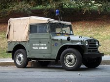 Free Vintage Police Car Royalty Free Stock Photo - 14008755