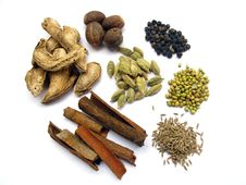Free Indian Spices Stock Photos - 14009313