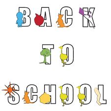 Free Back To School Stock Image - 14009701