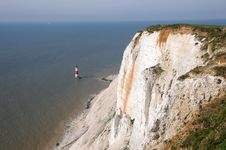 Free Beachy Head Lighthouse, East Sussex Stock Photography - 14009852
