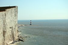 Free Beachy Head Lighthouse, East Sussex Royalty Free Stock Photos - 14009948