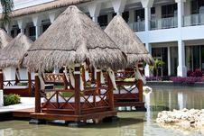 Free Luxury Hotel Resort Stock Image - 14009971
