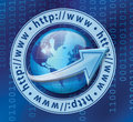 Free Http World Growth Royalty Free Stock Image - 14017896