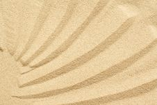 Free Sand Background Stock Photo - 14010220