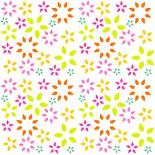 Free Floral Pattern Stock Photo - 14012030