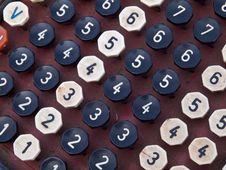 Free Vintage Keyboard Stock Image - 14012571