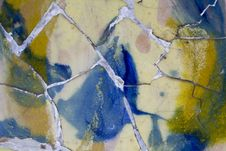 Free Gaudí S Mosaic Work Stock Photo - 14012780