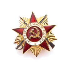 Free Great Patriotic War Medal Royalty Free Stock Images - 14013329