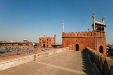 Free Jama Masjid Stock Photography - 14014122