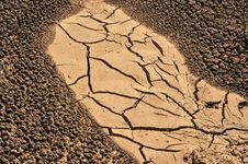 Free Arid Soil Royalty Free Stock Photography - 14014777